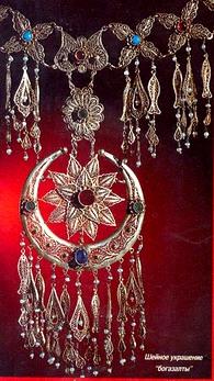 Ювелирное искусство Азербайджана