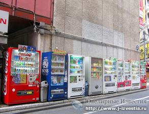 Автоматы по продаже золота установят на улицах Европы