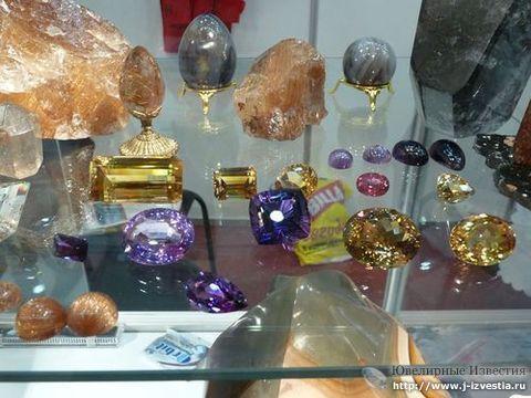 Оптово-розничная выставка «Ювелирный Вернисаж»
