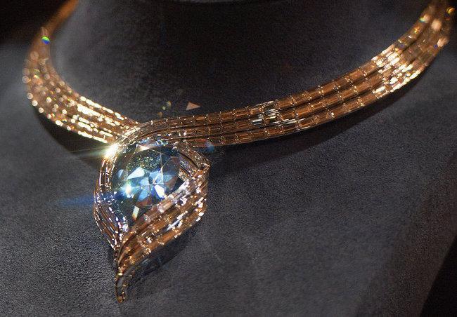 Самый дорогой алмаз в мире и цена